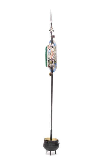 , 'Antenna II,' 2017, SMAC