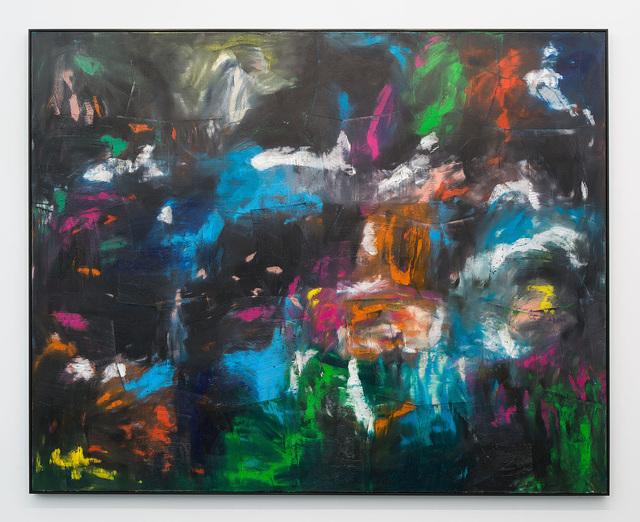 Dan Rees, 'Artex painting', 2015, Painting, Oli on canvas, T293