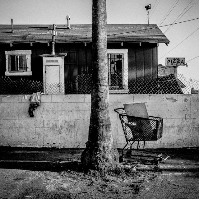 , 'Shopping Cart. Bakersfield, CA. ,' 2014, Anastasia Photo