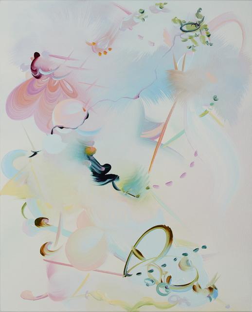 Fiona Rae, 'Melts into air', 2018, Hakgojae Gallery