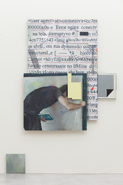 , '[ ~~ ░҉\disrrupção /transpor a<img>,' 2016, Zipper Galeria