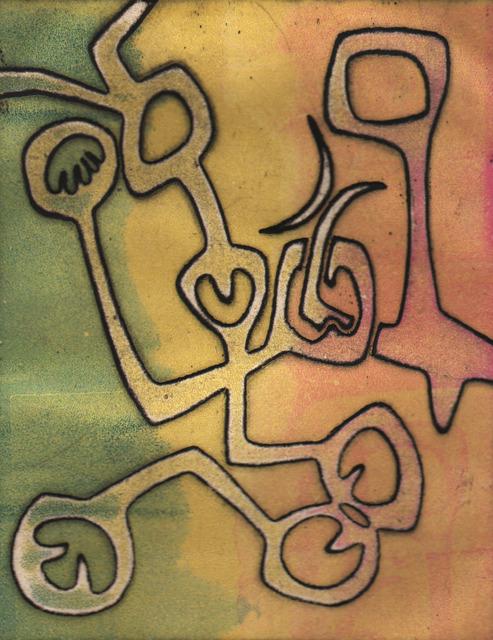 , 'Moving Angles,' 1952, Dolan/Maxwell
