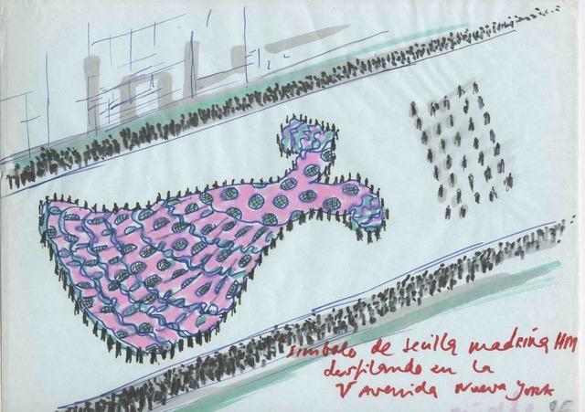 Antoni Miralda, 'Sevilla madrina', 1986, Henrique Faria Fine Art