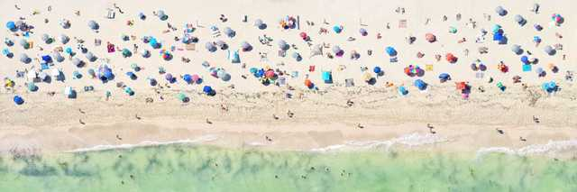 , 'Naked Beach ,' 2018, Think + Feel Contemporary