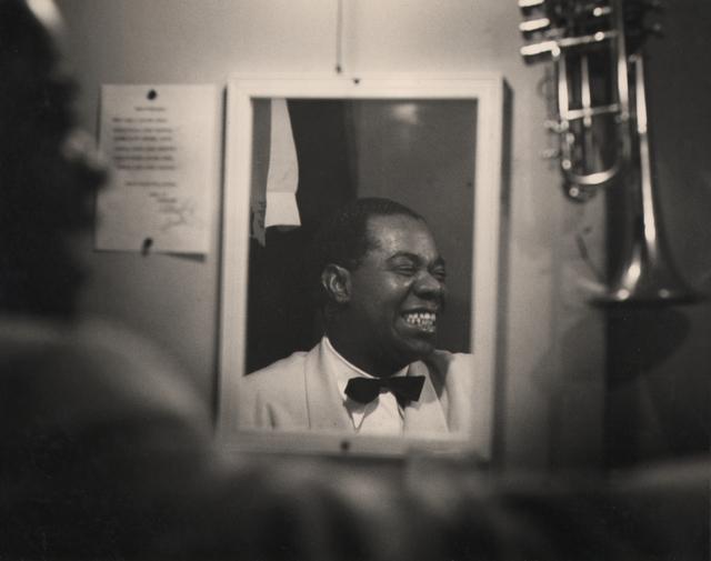 , 'Louis Armstrong,' 1950, Keith de Lellis Gallery