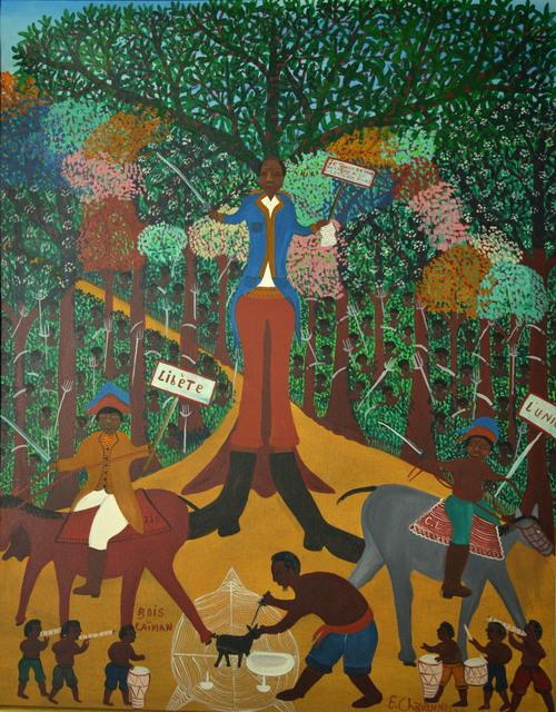 , 'Bois Caïman,' , Le Centre d'Art d'Haïti