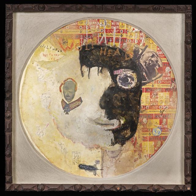 , 'Wolf Head Nan,' 2016, Sardac