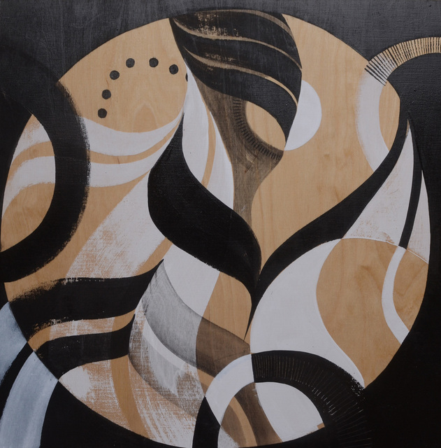 , 'Study #349,' 2014, Lazinc