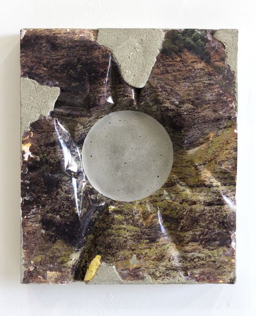 , 'Rock Hole Punch (Waimea Canyon),' 2015, Brand New Gallery