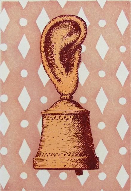 , 'The Music Lesson or The Sound of the Bell | La Leçon de Musique or Son de Cloche,' 1968, Gilden's Art Gallery