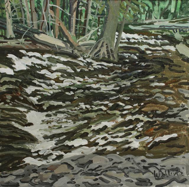, 'Study for Pellitier Brook,' 1994, Alexandre Gallery