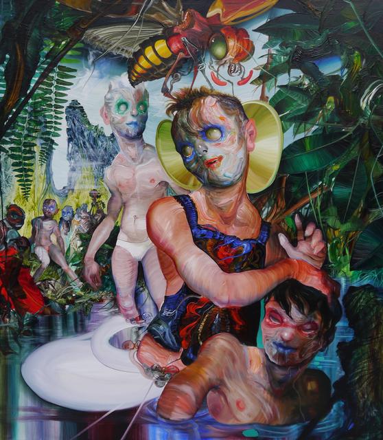 , 'El Bautismo,' 2017, SGR Galería