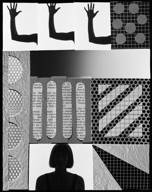 , 'Bend 2,' 2016, Galerie Christophe Gaillard