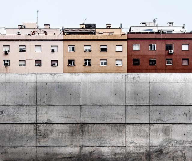 , 'Casas Contenidas,' 2015, POCKET FINE ARTS