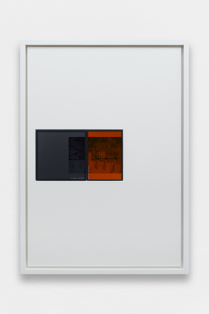 , 'IRND Platinium/Amber/1,' 2016, Galerie Allen