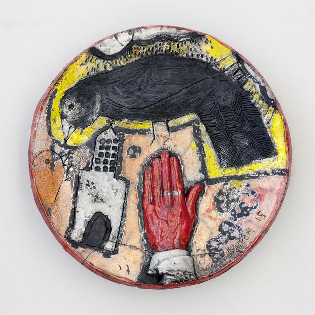 , 'Bird in the Hand,' 2015, JAYJAY
