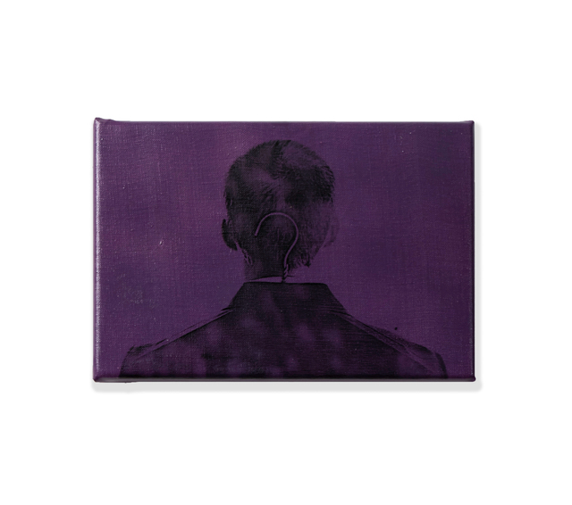 , 'Portrait of the Artist in a Drip-dry Suit (Purple),' 1964, Rossi & Rossi