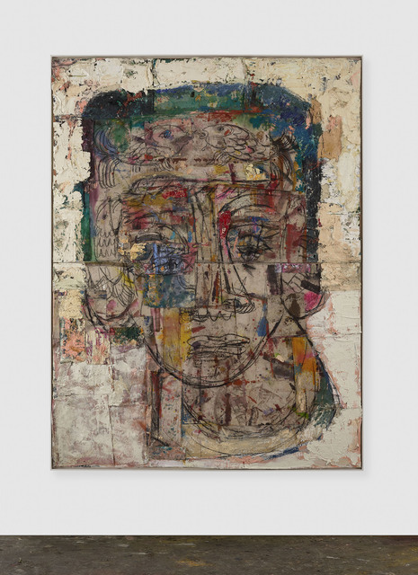, 'Head (kissing fish),' 2019, Vigo Gallery
