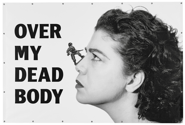 , 'Over My Dead Body,' 1988-2002, Alexander and Bonin