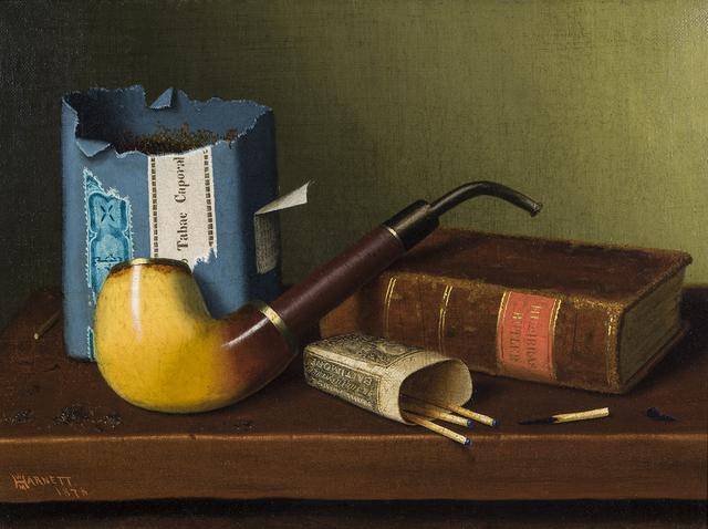 , 'The Smoker's Companions,' 1878, Hirschl & Adler Galleries