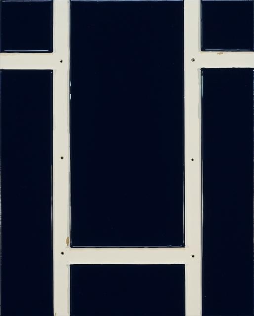 , 'Even,' 2016, Johannes Vogt Gallery