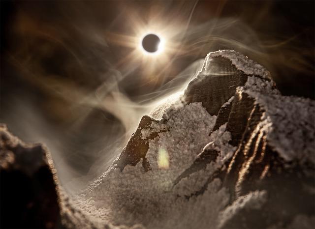 Edward Bateman, 'Yosemite Eclipse - Half Dome No. 1', 2021, Photography, Archival Pigment Ink, photo-eye Gallery
