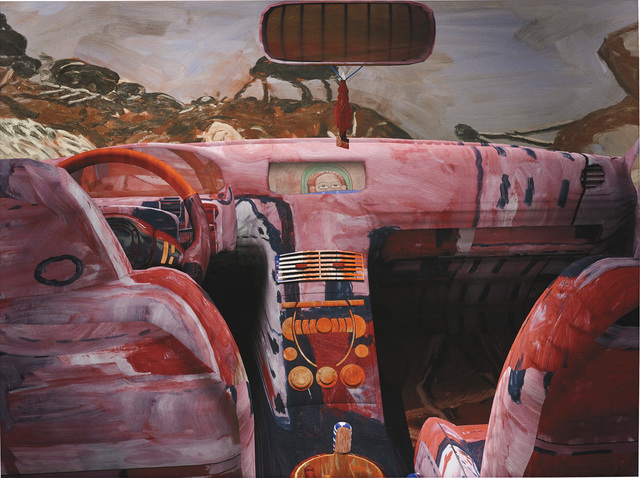 Jon Rafman, 'Guston Car interior', 2014, Phillips