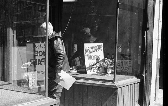 """, 'Sin Título, Serie """"Americanas, Boston, 1982-1983"""". ,' 1982-1983, Cosmocosa"""