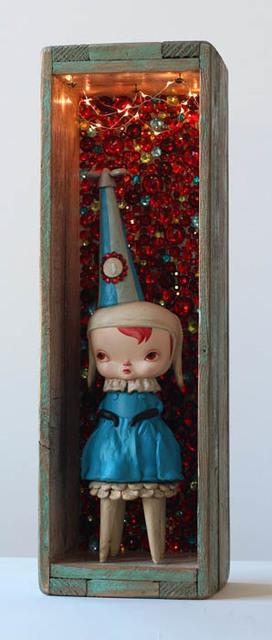, 'Blue Circus Clara,' 2014, AFA Gallery
