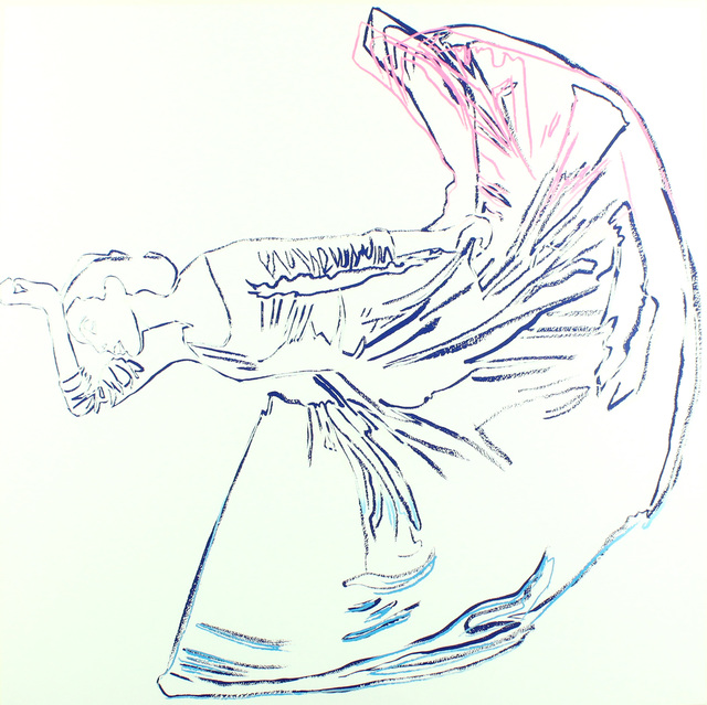 , 'Letter to the World (The Kick) (FS II.389),' 1986, Gormleys Fine Art