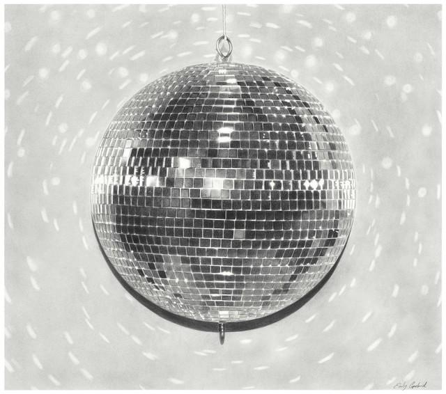 , 'Disco Ball,' 2016, Bernarducci Gallery Chelsea
