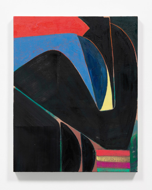 Kristine Moran, 'Palm Desert', 2020, Painting, Oil and acrylic on linen, Daniel Faria Gallery