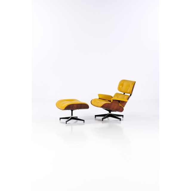 """Charles Eames, 'Model """"670"""" - Armchair and Footrest', 1972, Design/Decorative Art, Cuir, PIASA"""
