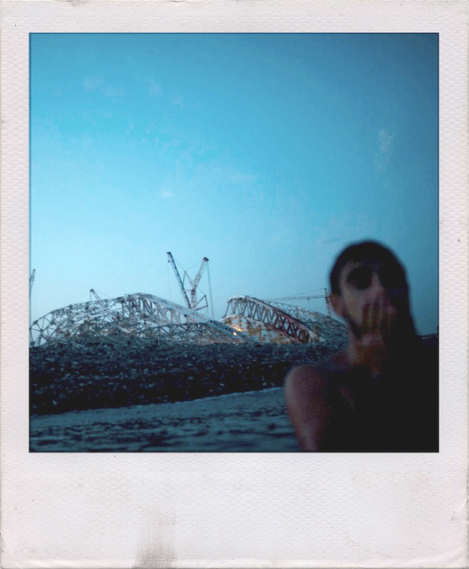 Thomas Dworzak, 'Beyond Sochi', 2012-2014, Photography, Archival pigment print on aluminium plate, °CLAIRbyKahn Galerie