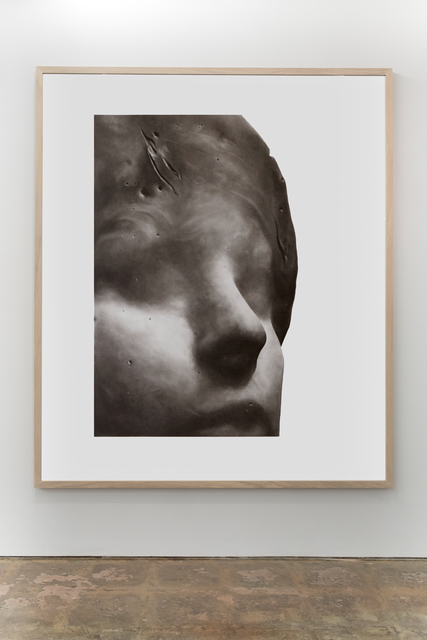 , 'Fragment (Big Head Ⅲ),' 2017, Gallery 38