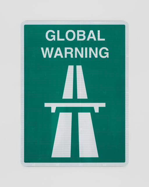 , 'Global Warning,' 2019, SABSAY