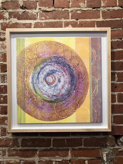 , 'Untangling,' 2018, Mason-Nordgauer Fine Arts Gallery