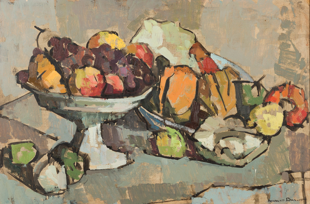 , 'Still Life with Squash,' ca. 1955, Childs Gallery