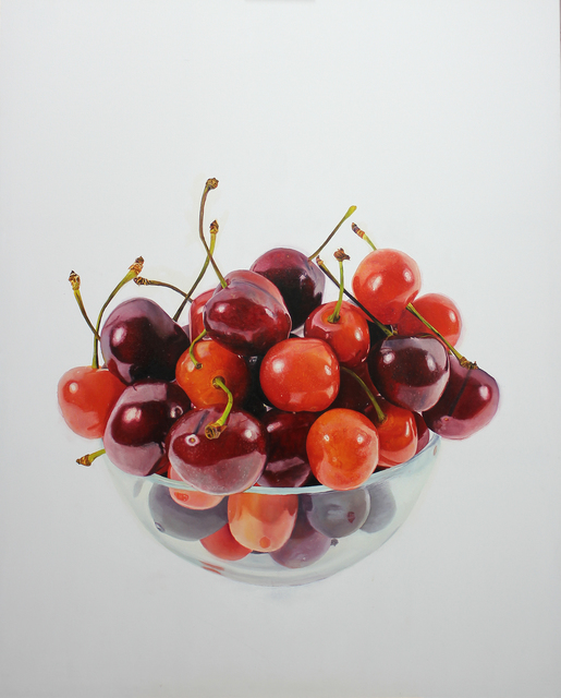 , 'Cherries,' 2015, Gallery LVS