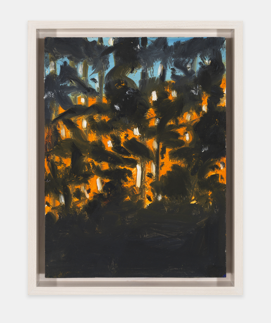 Alex Katz, 'Sunset 4', 2018, Richard Gray Gallery