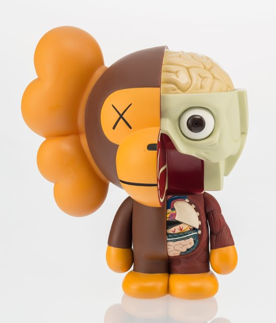 KAWS X BAPE, 'Dissected Milo (Brown)', 2011, Heritage Auctions