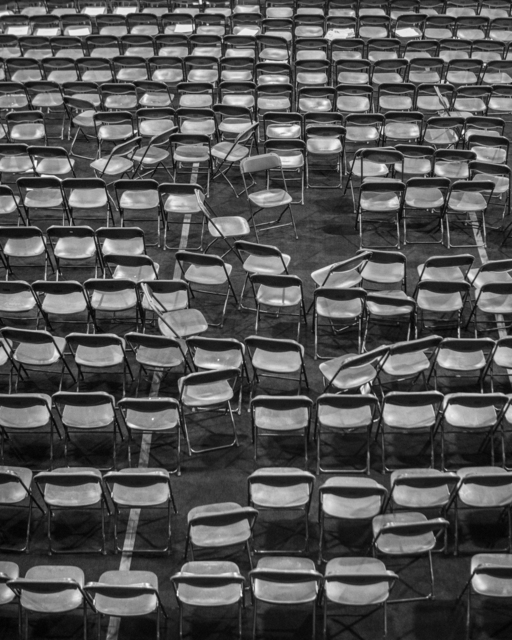 , 'CHAOS CHAIRS ,' 2018, CRUSHCURATORIAL