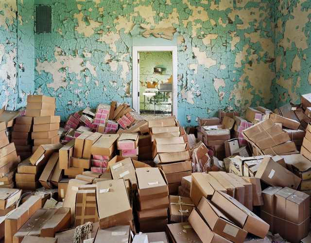 , 'State Records and Files, Spring Grove State Hospital, Catonsvile, Maryland,' 2005, Benrubi Gallery