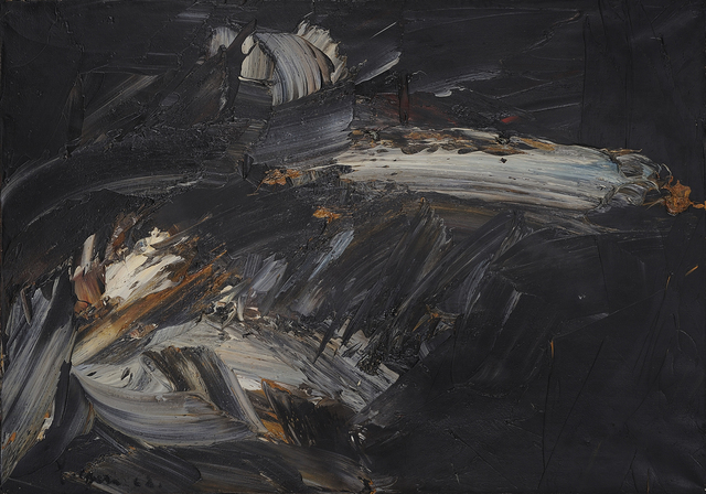 , 'Nuit d'orage (Stormy night),' 1962, Charles Nodrum Gallery
