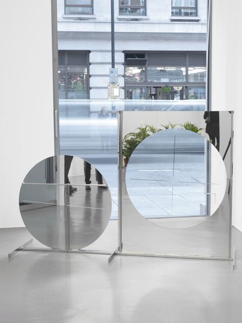, 'Tondo e rettangolo (Circle and Rectangle),' , Simon Lee Gallery