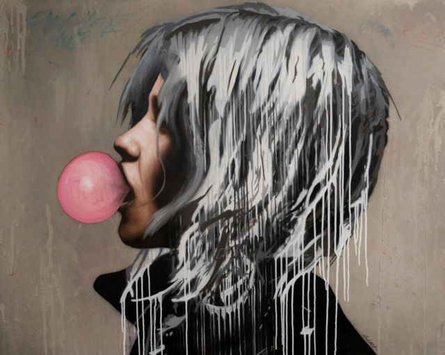 , 'Bubble Gum Girl ,' 2018, Contessa Gallery