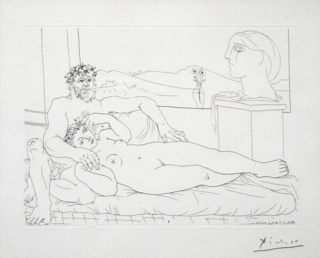 , 'Le Repos du Sculpteur II,' 1933, DTR Modern Galleries