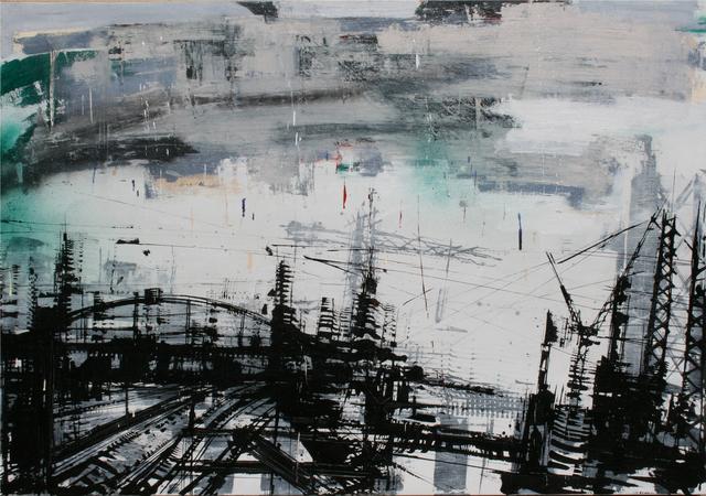 , 'Initiation #1,' 2018, Burning Giraffe Art Gallery