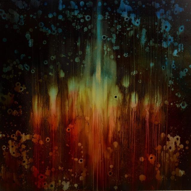 Edward Walton Wilcox, 'AYSWM_L', 2020, Painting, Oil and bitumen on canvas, KP Projects