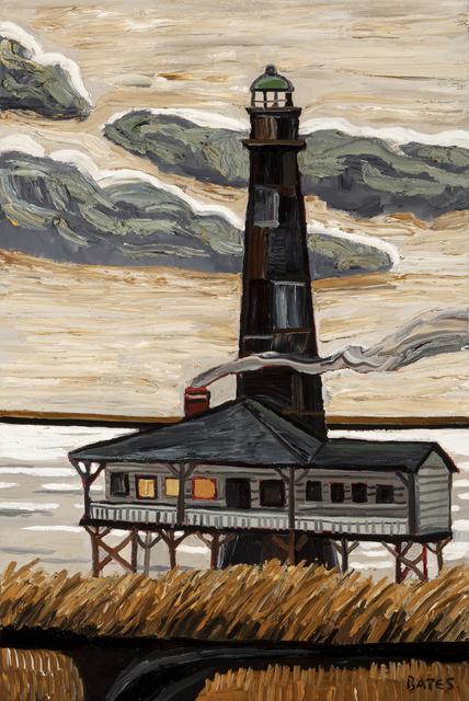 , 'Bolivar Lighthouse - Winter,' 2016, Arthur Roger Gallery